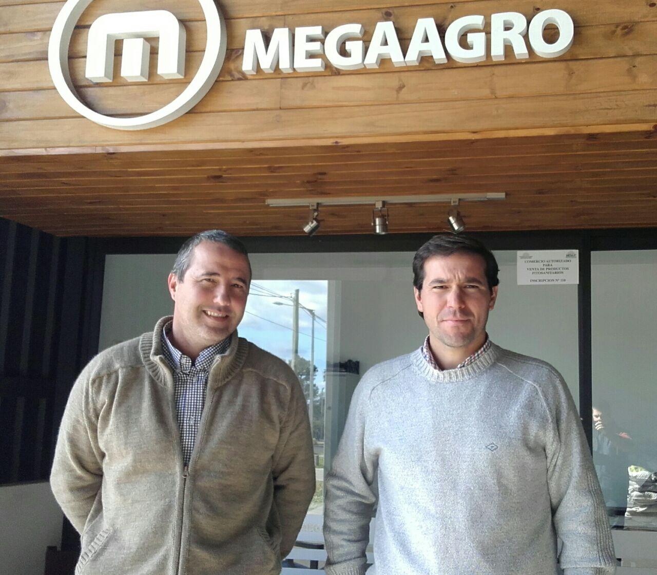 Marcos Russo y Francisco Preve