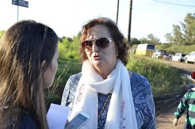 Beatriz Rattín una de las exalumnas