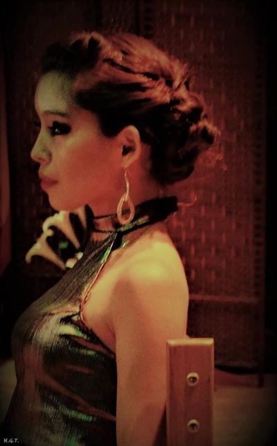 Angelina Díaz- Baile