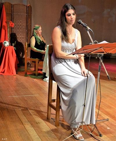 Natalia Bibbó – Diálogos y Glosas