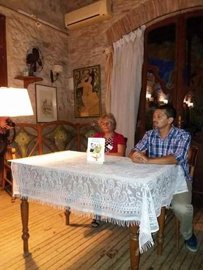 Nery Sebastián Martínez y Sra, Diego  Darien Paulo Farías y Nelia Farías