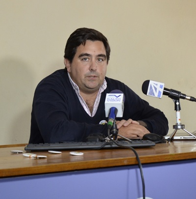 Dr. Juan Pablo Salisbury, Sub Director del Hospital