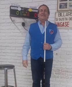 BILLAR EDUARDO BALBI