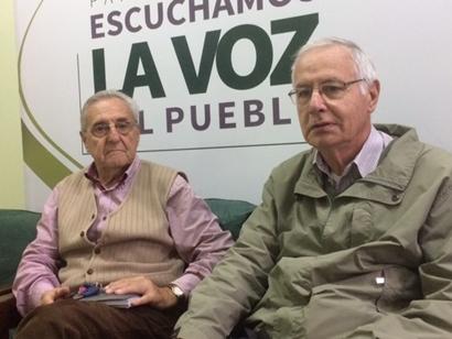 El Cr. Edgardo Franzoni y Norberto  Sagnol aportaron detalles del evento