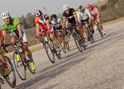 Se corre hoy una prueba controlada para ruta y mountain bike en la Avenida Patulé
