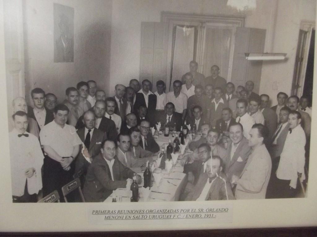 Reuniones organizadas por Orlando
