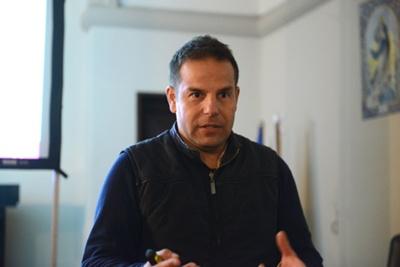 Oliver Socas orientará sobre la búsqueda de financiamiento