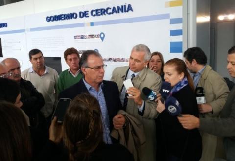 Horacio Rodríguez, presidente de los  productores de leche de Florida
