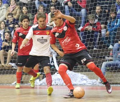Fin de semana a todo Fútbol Sala en el gimnasio del Club A. Universitario, en lo que será la disputa de la 3ª y última fecha de Liguilla en ambas divisionales.