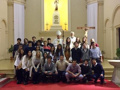 Grupo Parroquia Nuestra Señora del Carmen