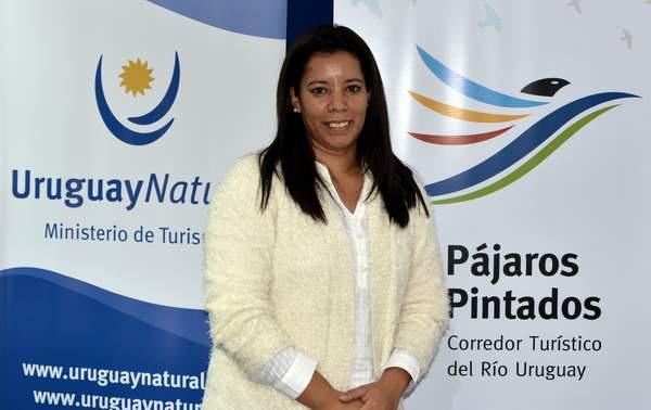 Maria Noel Rodriguez directora turismo Salto corredor pajaros pintados
