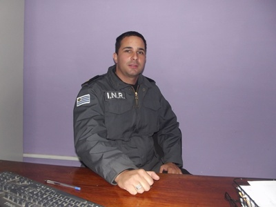 Sub Oficial Principal Estevenson Barrios