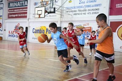 """En tres escenarios diferentes, y en tres categorías, inicia hoy la disputa de la tercera fecha (3ª rueda) del torneo Clausura en el campeonato """"Salteño"""" de básquetbol en divisiones Formativas."""
