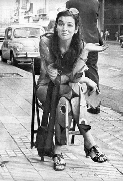 Barbara Mujica, 1970