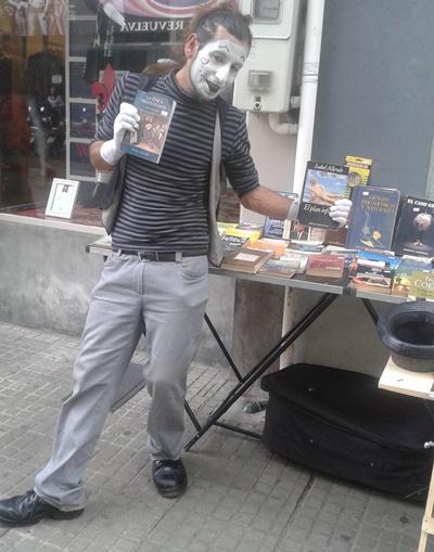 INFORME vendedor de libros