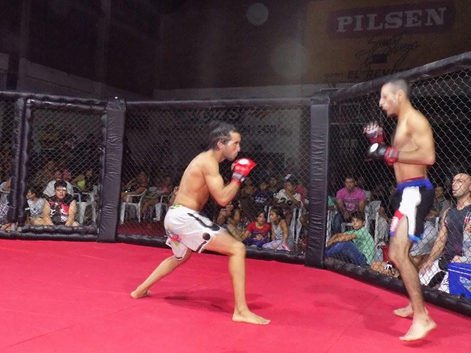 En setiembre vuelve el espectáculo de artes marciales mixtas a Salto