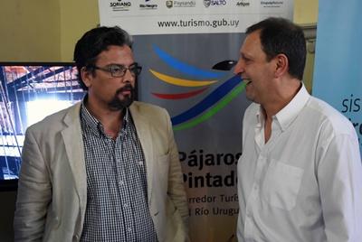 Sergio Mautone y Jorge de Souza