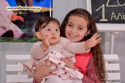 Zoe y Ainara Umpierre