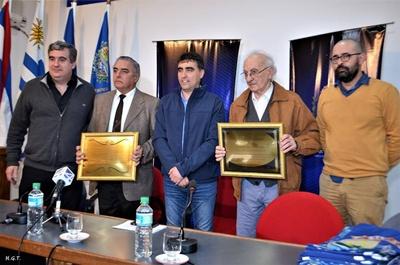 Fabián Boschia, Carlos Etchevers, Andrés Lima, Eduardo Malaquina, Cesar Bentos Pereira
