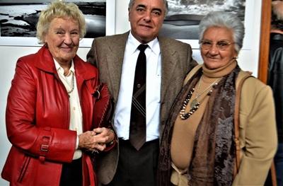 Ofelia Piegas, Carlos Etchevers, Luisa Medina