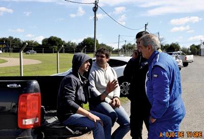 Facu Silva,Martin Salgado Villar,Facundo Nahuel SalgadoyJorge Parentini