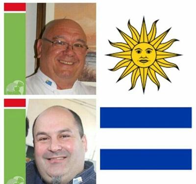 Cocineros uruguayos