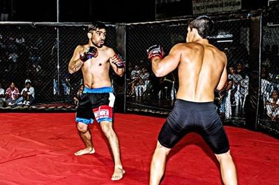 Las artes marciales mixtas vuelven a Salto el 9 de setiembre en Círculo Sportivo