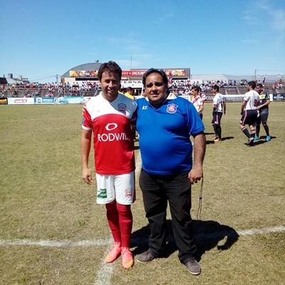 Con Pablo González. Alfredo y Ceibal: desafío