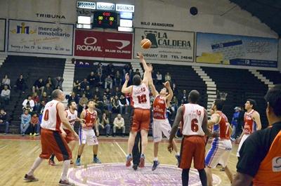 """A veinte días de la fecha fijada para el comienzo (16/09) del campeonato """"Salteño"""" de básquetbol en primera división, los equipos van cerrando su preparación de cara al inicio de la competencia."""