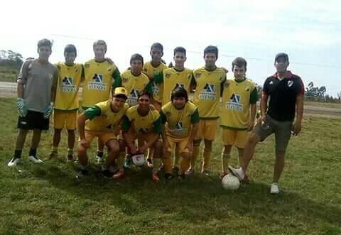 El equipo mayor