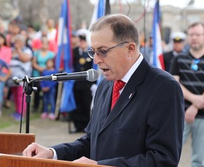Presidente de la Junta Departamental, Alberto Villasboas