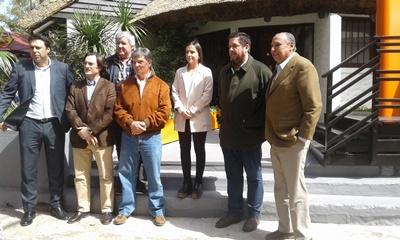 Lanzamiento del 50º remate anual de cabaña Ñu Porá