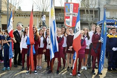 alumnos Colegio Sagrada Familia