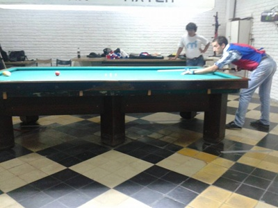 El billar Salteño lleva jugadas 24 fechas, en el  acumulado mandan Cultura B y Centenario