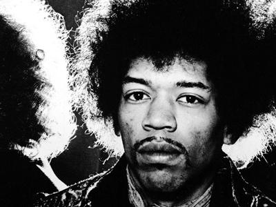 Jimi Hendrix. 1