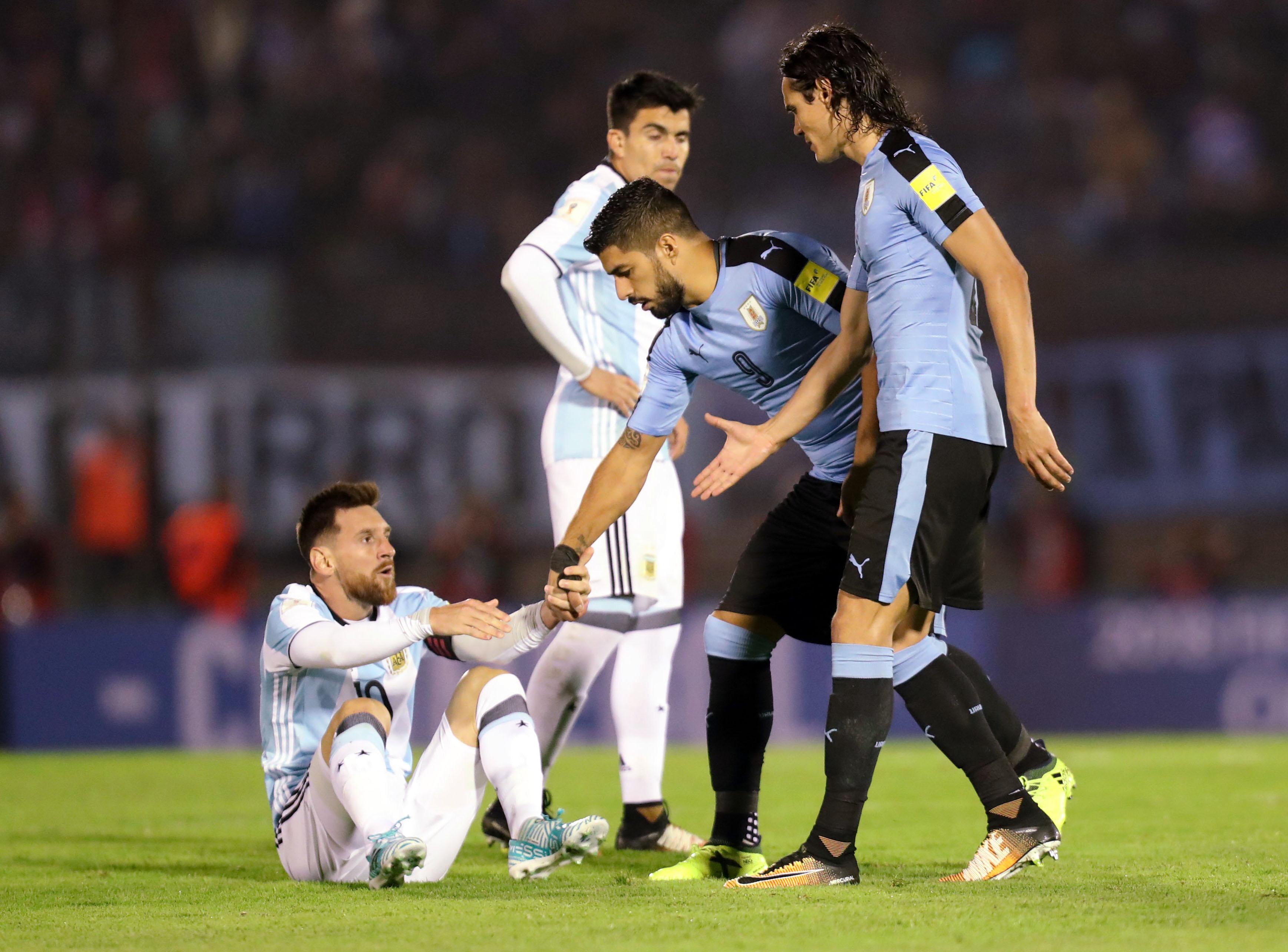 URUGUAY - ARGENTINA