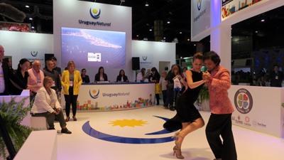 El Ministerio de Turismo presente en la Feria Internacional de Turismo en Buenos Aires con autoridades de Salto.