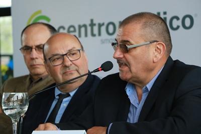 Representante de FEPREM, Sanatorio Americano y Presidente de APC, Juan José Díaz