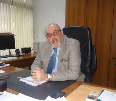 Dr. Daniel Borrelli dialogó con nuestro diario en su despacho de la JUTEP