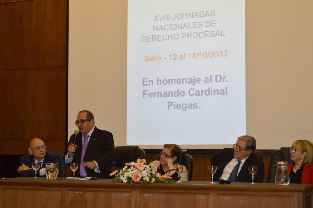 UDELAR - Jornadas Derecho Procesal
