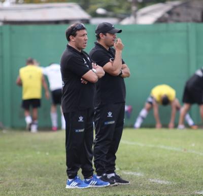Richard Usuca y Daniel Moreira. Desde Ferro Carril a la selección. Hoy con los neutrales. Enhebrando el futuro