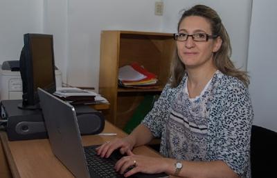 """Cra. Angelina Bazzano, explicó que se estará llevando a cabo la """"Semana Emprendedora de Salto"""""""