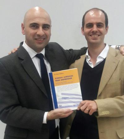 Cr. Alejandro Grilli y Dr. Pedro Bellocq