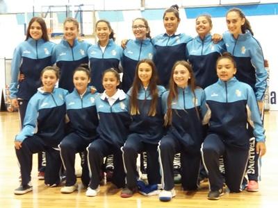 Las chicas de la selección de Uruguay U14 cayeron en su debut en el torneo Sudamericano ante Colombia y anoche jugaban ante Argentina.