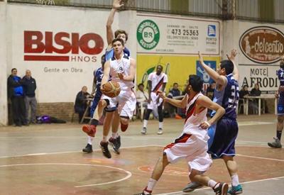 """En el gimnasio """"decano"""" """"Dr. Juan J. Galbarini"""" esta noche, el """"decano"""" local recibe al Atlético Juventus para proseguir con la disputa de la tercera fecha (2ª rueda) del campeonato """"Salteño"""" de básquebol en primera división."""