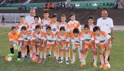 La selección de Salto de 11 años se quedó con la Copa de Plata 2017