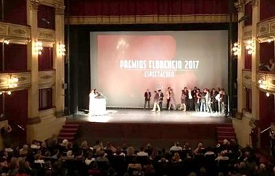 Entrega de premios Florencio