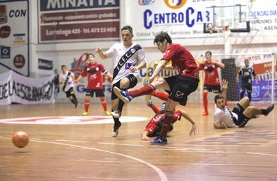 """Por demás positivo y alentador, el balance de lo que ha sido esta primera parte de la  temporada 2017 – 2018 del campeonato """"Salteño"""" de Fútbol Sala en ambas divisionales"""