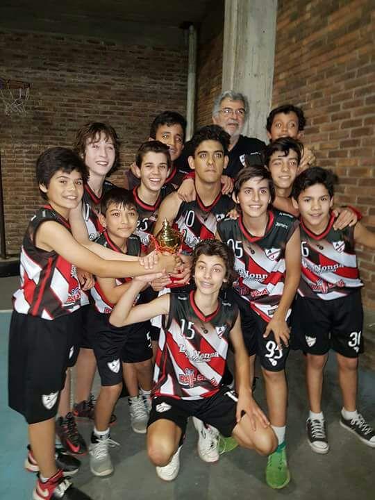El equipo de Juventus en categoría Sub 14. Los campeones
