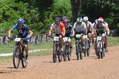 El mountain bike nuevamente faltó a la cita este año en Salto,  por segundo año no hubo Campeonato Salteño